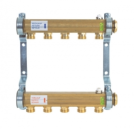 Watts Коллектор для радиаторной разводки HKV/A-3