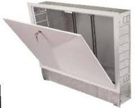 Шкаф коллекторный встроенный ШРВ-5 на 13-16 выходов