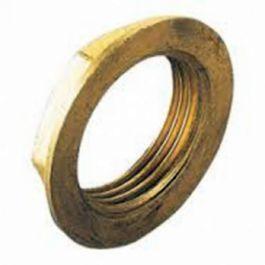 TIEMME Контргайка с фланцем 3/4 для стальных труб резьбовая