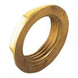 TIEMME Контргайка с фланцем 1 1/4 для стальных труб резьбовая