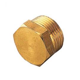 TIEMME Заглушка НР 1/2  для стальных труб резьбовая