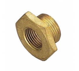 TIEMME Футорка НВ 1/2 х 3/8 для стальных труб резьбовая