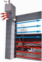 модуль AXС 10-V для дверной завесы AXV