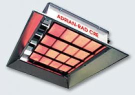 Светлый инфракрасный обогреватель ADRIAN-RAD CRЕ 18