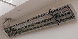 Защитная/декоративная решетка для инфракрасного обогревателя ADRIAN-RAD E 35