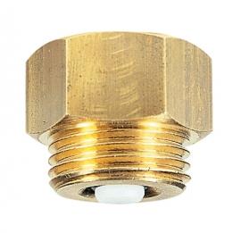 Watts F+R998 (REM 8) Автоматический запорный клапан для манометра 1/4х1/4