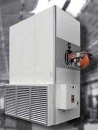 Центральный газовый воздухонагреватель ADRIAN-AIR MID 2065 В (вертикальное внутреннее исполнение)