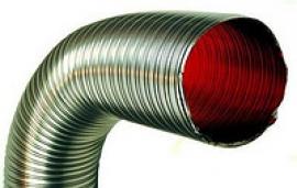 Металлорукав (INOX), 1000 мм, ф 130 мм