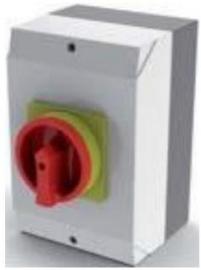 Главный выключатель для СУ ADRIAN-AIR® CLIMA