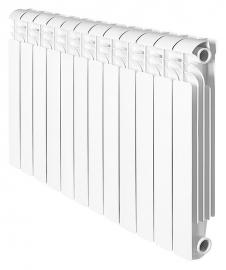Алюминиевый секционный радиатор Global ISEO 350 12 секций