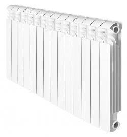 Алюминиевый секционный радиатор Global ISEO 350 14 секций