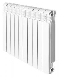 Алюминиевый секционный радиатор Global ISEO 500 10 секций