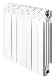 Алюминиевый секционный радиатор Global VOX- R 350 8 секций