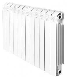 Алюминиевый секционный радиатор Global VOX 350 12 секций
