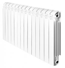 Алюминиевый секционный радиатор Global VOX 350 14 секций