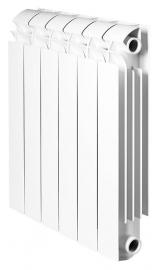 Алюминиевый секционный радиатор Global VOX 500 6 секций