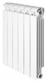 Биметаллический секционный радиатор Global STYLE EXTRA 350 6 секций