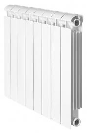 Биметаллический секционный радиатор Global STYLE EXTRA 350 8 секций