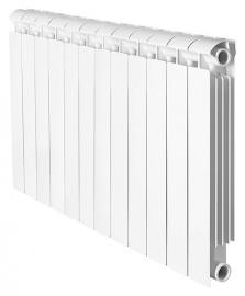 Биметаллический секционный радиатор Global STYLE EXTRA 350 12 секций