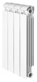 Биметаллический секционный радиатор Global STYLE EXTRA 500 4 секции