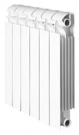Биметаллический секционный радиатор Global STYLE PLUS 350 6 секций