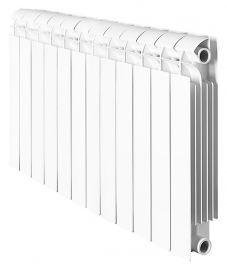 Биметаллический секционный радиатор Global STYLE PLUS 350 14 секций