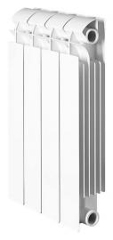 Биметаллический секционный радиатор Global STYLE PLUS 500 4 секции