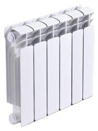 Биметаллический секционный радиатор RIFAR BASE 350 6 секций