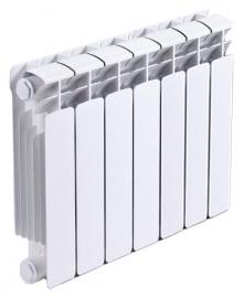 Биметаллический секционный радиатор RIFAR BASE 350 7 секций