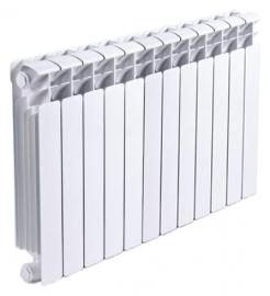 Биметаллический секционный радиатор RIFAR BASE 350 12 секций