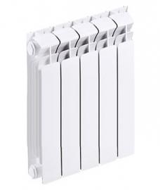 Биметаллический секционный радиатор RIFAR BASE 350 4 секции