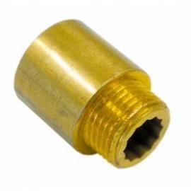 TIEMME Удлинитель HВ 10 x 1/2 для стальных труб резьбовой