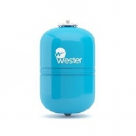 Мембранный бак (гидроаккумулятор) Wester WAV 12
