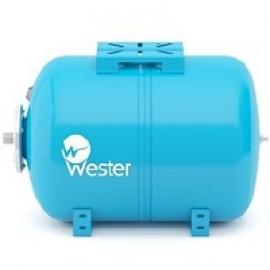 Мембранный бак (гидроаккумулятор) Wester WAO 80