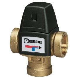 ESBE Клапан термостатический смесительный VTA321 20-43C, вн. 3/4, KVS 1,6 (31100700)