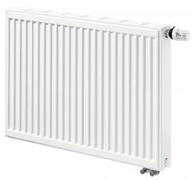 Стальной панельный радиатор Henrad 300/1400 22V PREMIUM, нижнее подключение