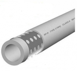 Kalde Труба полипропиленовая 63х10,5 (PN 25) армированная (алюминий)