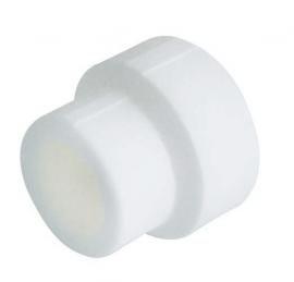 Муфта переходная 63х25 внутр./наружн. для полипропиленовых труб  (цвет белый)