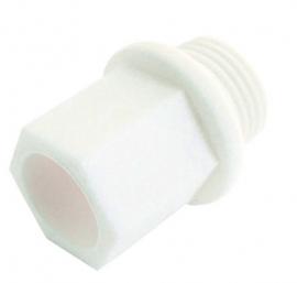 Kalde Заглушка с резьбой d=20 для полипропиленовых труб  (цвет белый)
