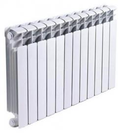 Биметаллический секционный радиатор RIFAR BASE 500 13 секций