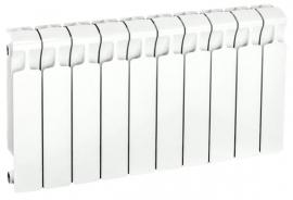 Биметаллический монолитный радиатор RIFAR MONOLIT 350 10 секций