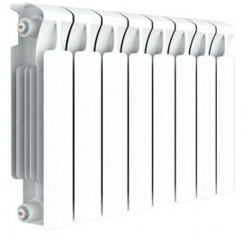 Биметаллический монолитный радиатор RIFAR MONOLIT 500 4 секции