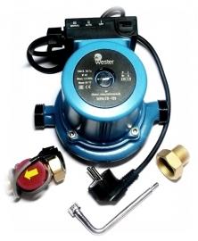 Wester Насос WPA 15-90 для повышения давления в системе водоснабжения, с гайками 1/2