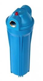Акватек Фильтр для холодной воды Slim line FMB34 (синий корпус 10