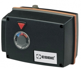 ESBE Привод электрический поворотный 95, 220В, 3-точ, 60 сек, 15Нм (12051900)