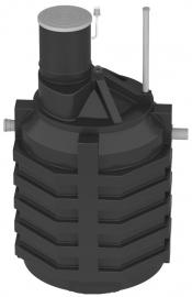 АКВАТЕК Система локальной очистки сточных вод ЛОС 5М