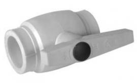 АКВАТЕК Кран шаровой полипропиленовый PP-R 25