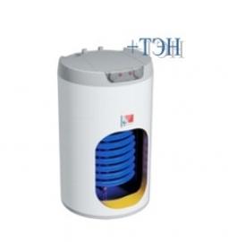 Накопительный водонагреватель (бойлер) комбинированного нагрева Drazice OKCE 125 NTR/2,2 kW model 2016 , напольный