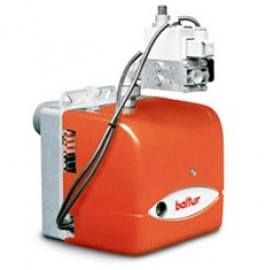Baltur BTG 11 L300 горелка газовая 1-ступенчатая, удлиненная труба (17060020)