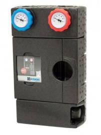 ESBE Насосная группа GFF111 DN25 с 3-х ходовым термостатическим клапаном VTA372, без насоса (61220100)